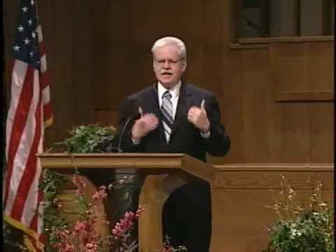 Pr. Dennis Smith  - Baptism of the Holy Spirit