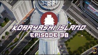 SkyTree - Cities Skylines - Kobayashi Island Episode 38