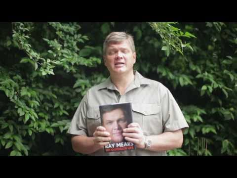 Ray Mears Introduces His Autobiography, My Outdoor Life