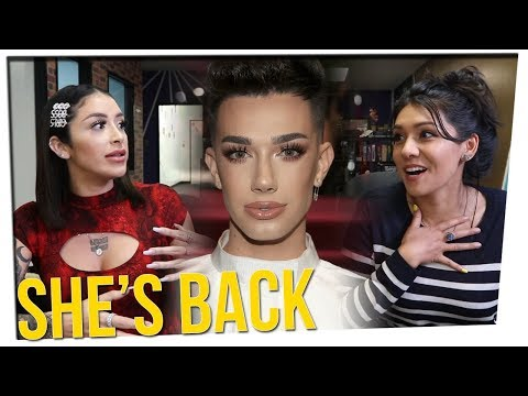 James Charlies IS BACK after the Tati Drama (ft. All Girls Cast) thumbnail