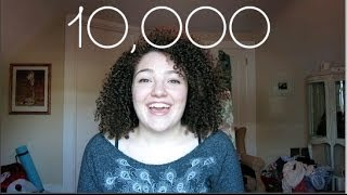 10,000 SUBSCRIBERS - THANK YOU! Thumbnail