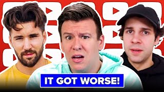 EXPOSED! Leaked Footage Shows David Dobrik Disfigured Jeff Wittek in Botched Vlog Stunt & More News