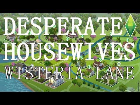 Мои карманные Отчаянные Домохозяйки в Sims 4