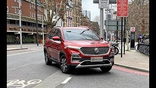 MG HECTOR SPY SHOTS, DETAILS AND LAUNCH DATE UNVEILED