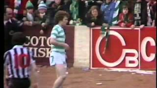 St Mirren v Celtic 1979