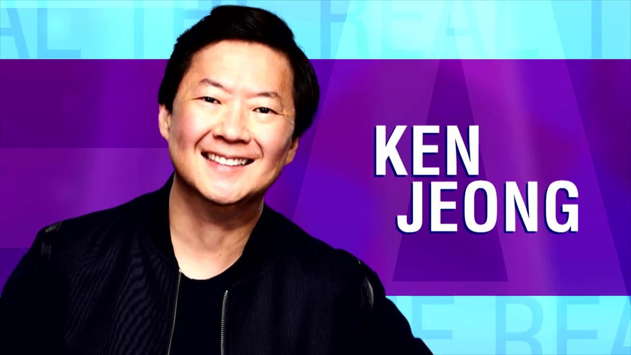 Wednesday on 'The Real': Ken Jeong