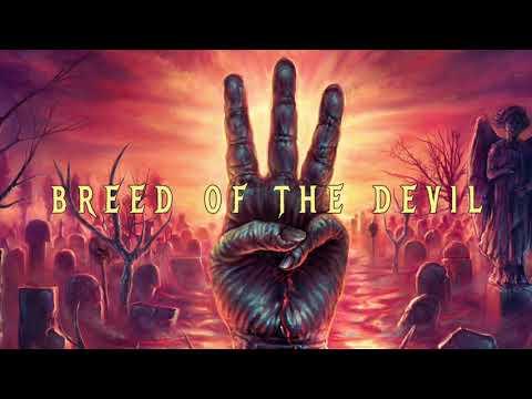 "THREE DEAD FINGERS ""BREED OF THE DEVIL"" album Premier"