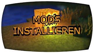 Minecraft - Mods einfügen + installieren