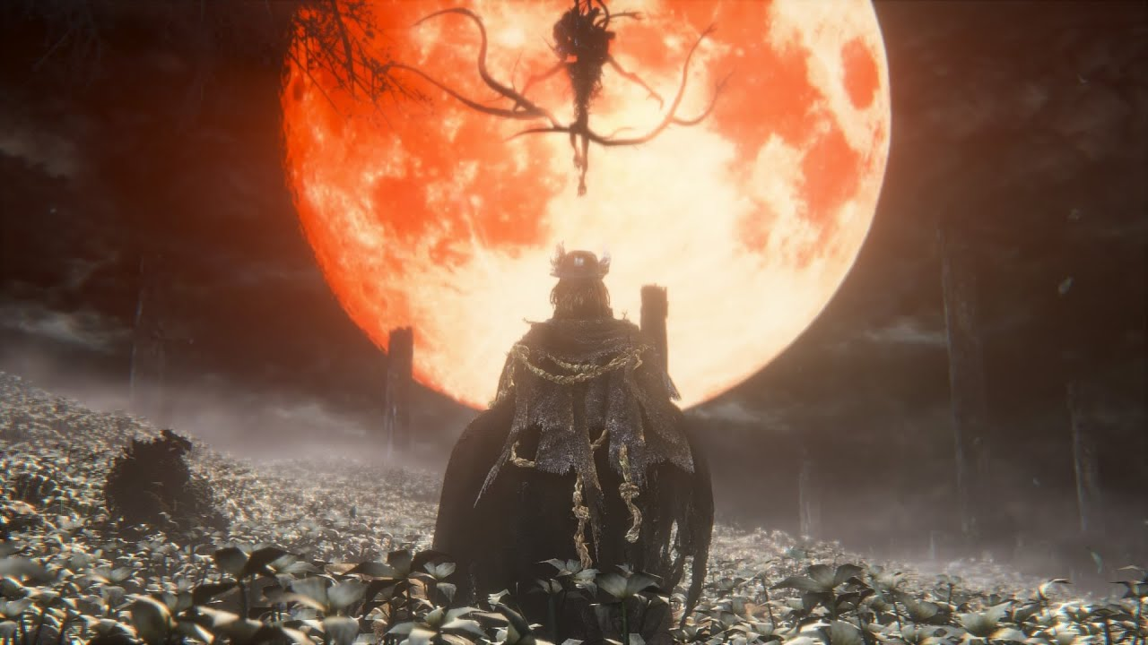 Moon Presence Bloodborne YouTube