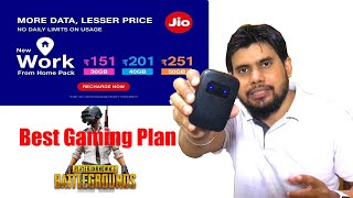 JioFi Best 3 Unlimited Data Plan of 2020 without Daily Limit