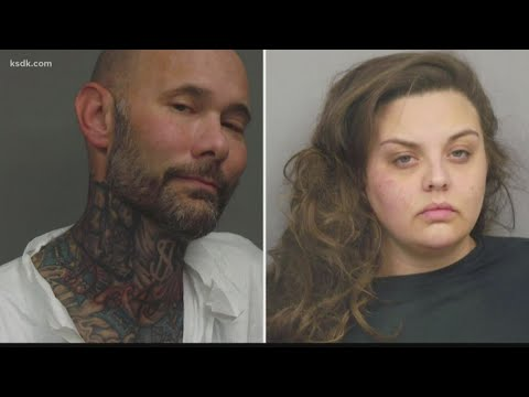 Couple on 'Most Wanted' list arrested in Hazelwood, linked t