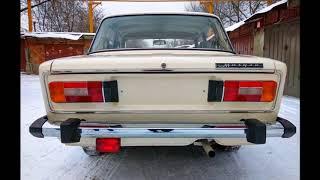 Капсула времени, гаражная находка,ВАЗ 2106, 1991 г. пробег 353 км