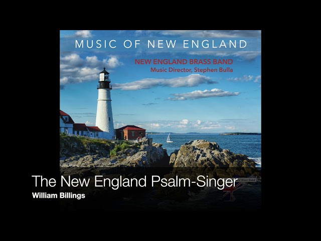09. The New England Psalm-Singer