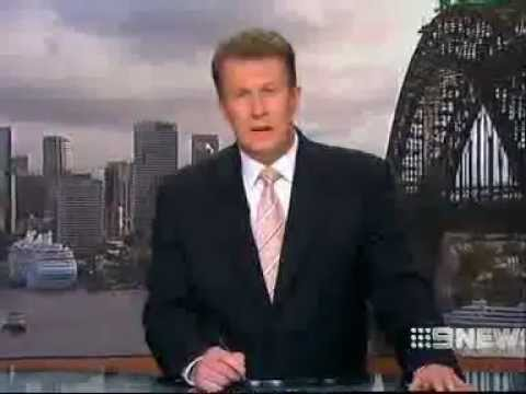 Australian manufacturers exporting to China - Nine News Sydney 19/03/12