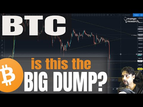 📌Is This BTC's BIG DUMP?! --  Bitcoin Prediction Today | Price Analysis | September 19 2019 🏮