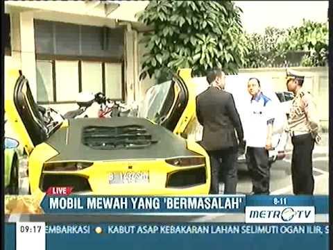 Mobil Mewah Lamborghini H Lulung Yang Bermasalah Youtube