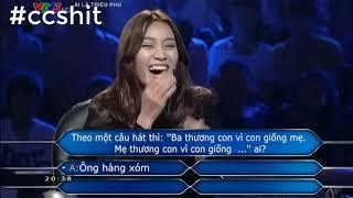 Video CCSHIT - AI LÀ triệu PHÚ - cười đau ruột download MP3, 3GP, MP4, WEBM, AVI, FLV April 2018