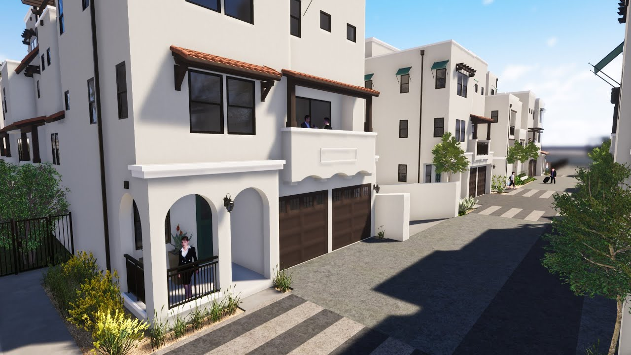 New Townhouse Plans Available