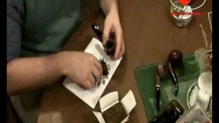 Příprava Dýmkového Tabáku řezu Flake
