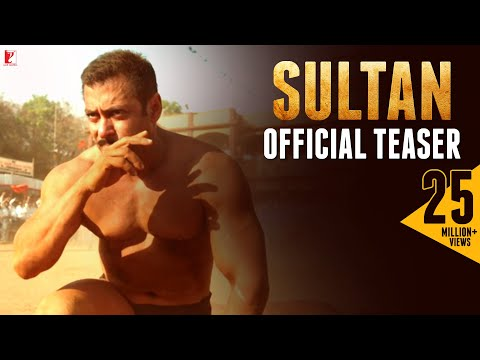 Sultan | Official Teaser:1 | Salman Khan | Anushka Sharma thumbnail