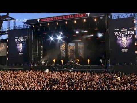Sabaton - Live in Wacken 2013 - Full concert HD
