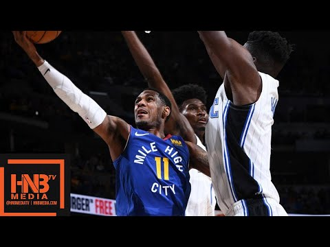 Denver Nuggets vs Orlando Magic Full Game Highlights | 11.23.2018, NBA Season