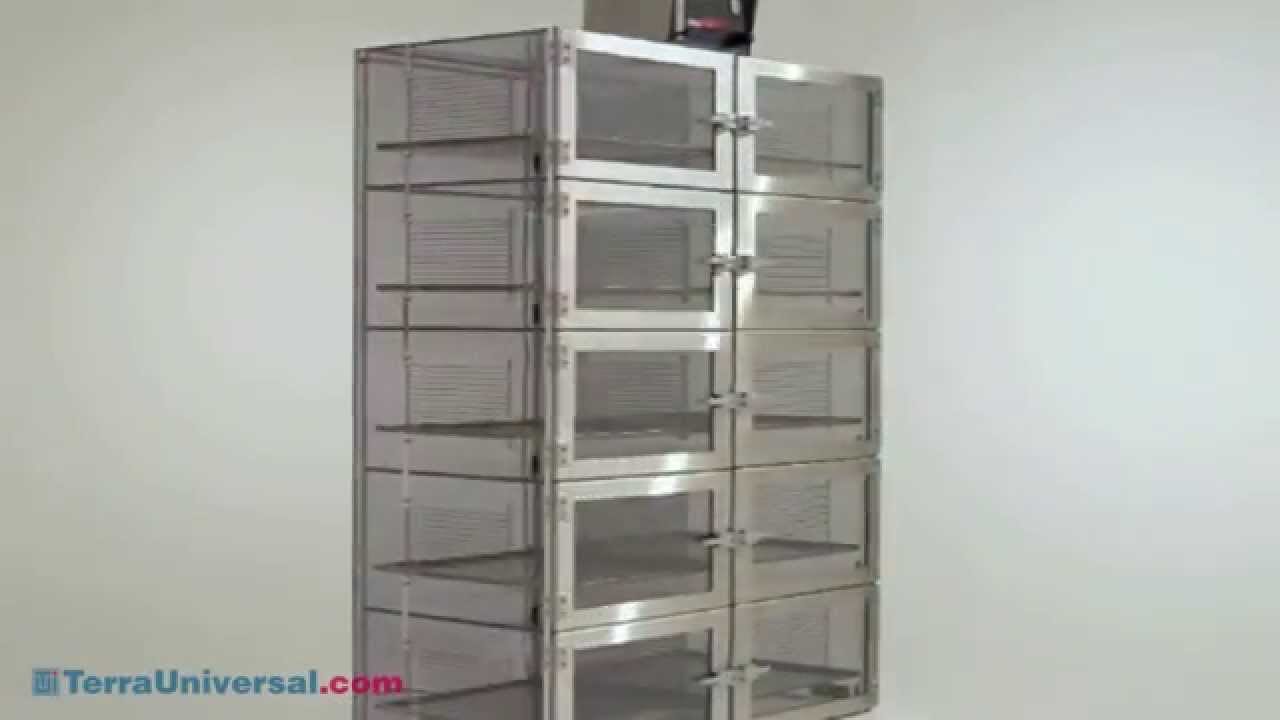 Desiccator Cabinet Overview  YouTube