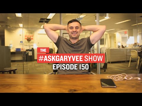 #AskGaryVee Episode 150: Vimeo, New Facebook Profile Videos & Strategy Around Speeches