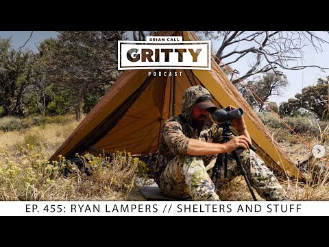 EP. 455: RYAN LAMPERS // SHELTERS AND STUFF