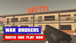 War Brokers · Game · Gameplay