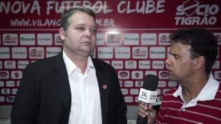 Guto Veronez acredita na força do OBA para conquista dos objetivos na Série B