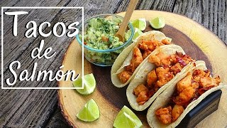Tacos de Salmón Adobado | La Capital