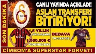 Galatasaray Sol Bek Transferini Bitirdi! I Anlaşma Sağlandı! I Son DAKİKA!