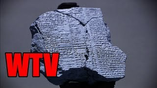What You Need To Know About The EPIC Of GILGAMESH And The SUMERIAN KINGS LIST