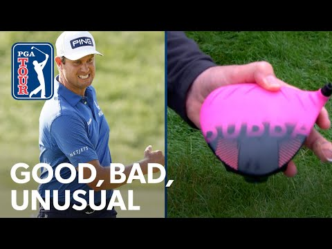 Bubba's broken driver, the 2nd longest playoff ever, Phil's monster putts