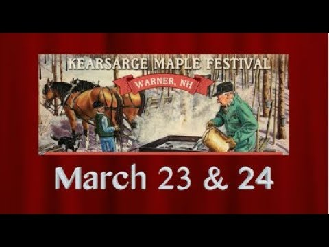 Yankee Chronicle previews the Warner Historical Society's spring events