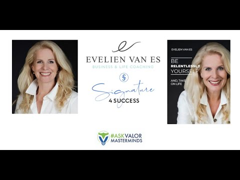PODCAST: Be Relentlessly Yourself With Evelien Van Es