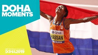 Hassan Wins 10,000m Gold | World Athletics Championships 2019 | Doha Moments