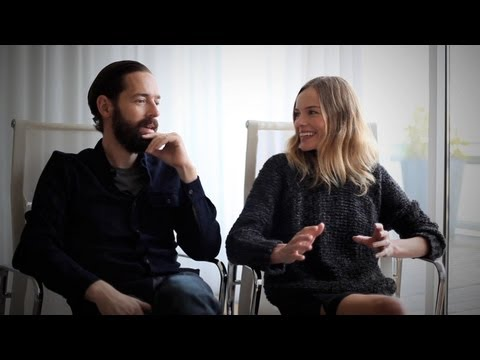 Catch up with Kate Bosworth & Michael Polish on Topshop † s Christmas Film