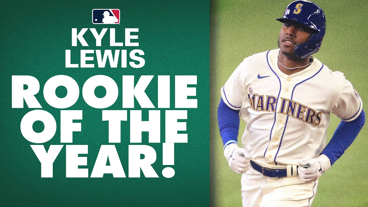 2020 Kyle Lewis Highlights | Mariners OF takes home AL Rookie of the Year! (11 HRs, .806 OPS)