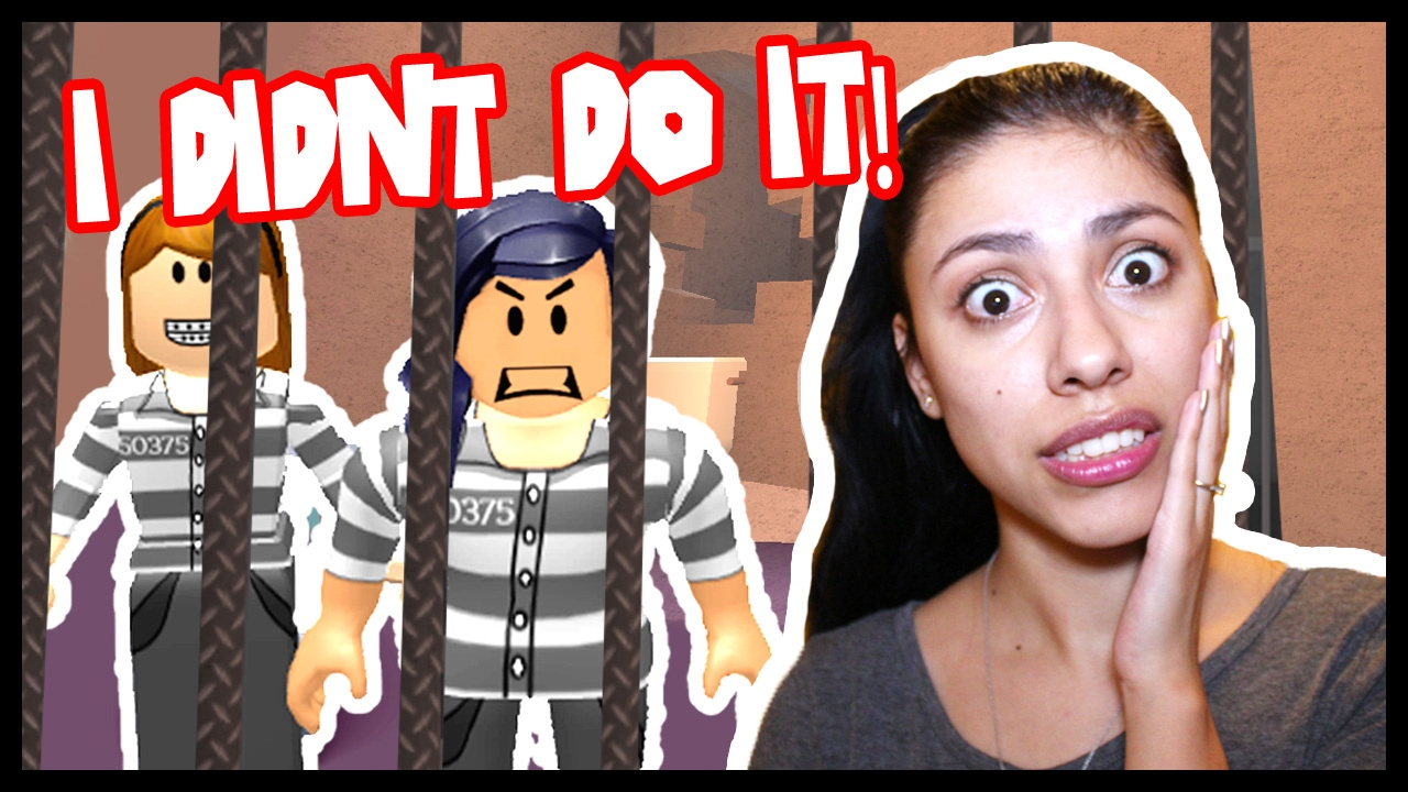 Escape The Prison Obby Roblox I M Innocent Youtube