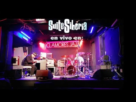SuiteSiberia Live At Clamores (Madrid) Part 1