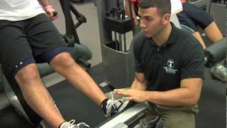 Exercise Physiologist Introducing Physical Fitness In New York Facility