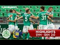 tipico Bundesliga, 28. Runde: SV Mattersburg - SKN St. Pölten 2:0