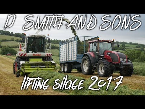 Philip Smith & Sons at silage 2017