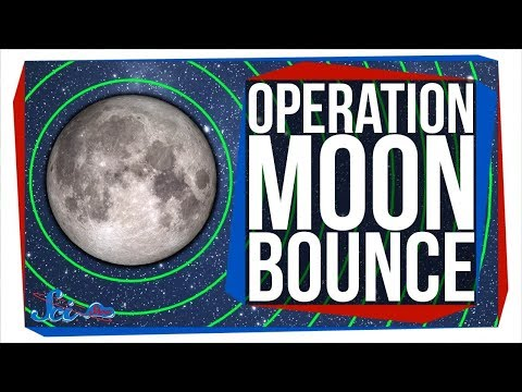 How We Used the Moon to Send Radio Messages