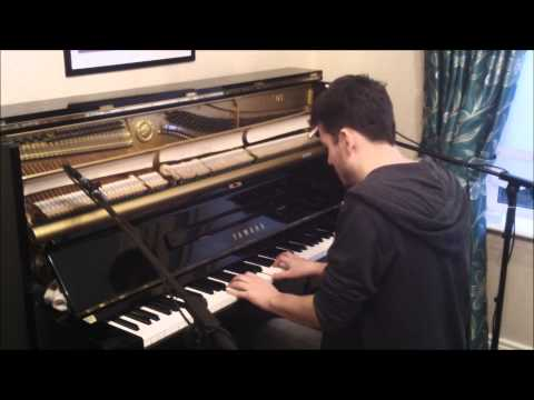 In Harmony by Ásgeir piano cover (with sheet music)