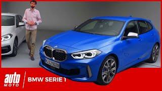 BMW Série 1 (2019) : avant-première