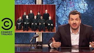What Does It Take To Become A Justice Of The Supreme Court? | The Jim Jefferies Show
