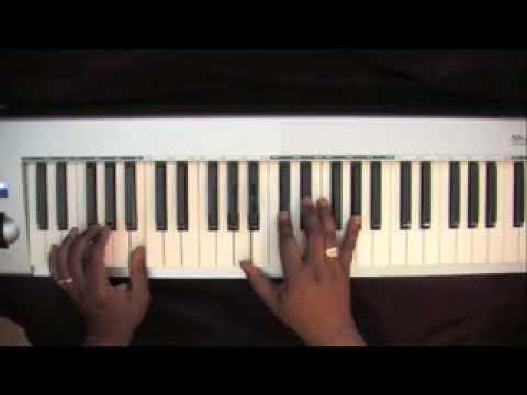 Silver & Gold - Kirk Franklin - Piano Tutorial